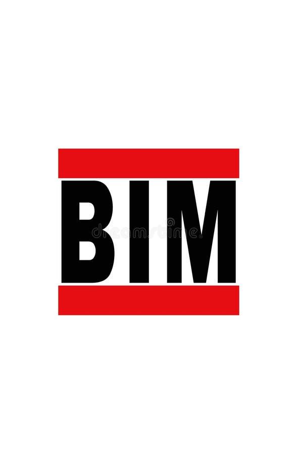 Bimini, Bahamas ilustração stock