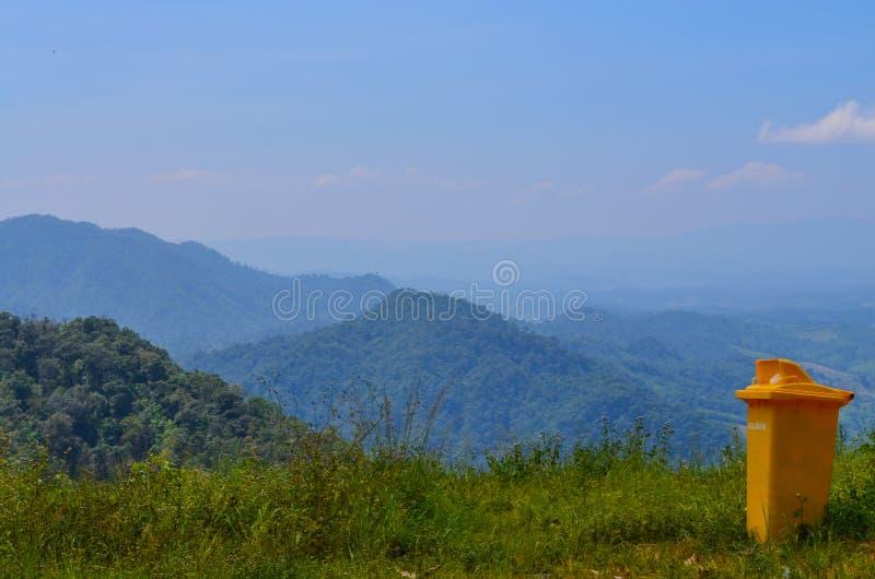 Bin mountain royalty free stock images