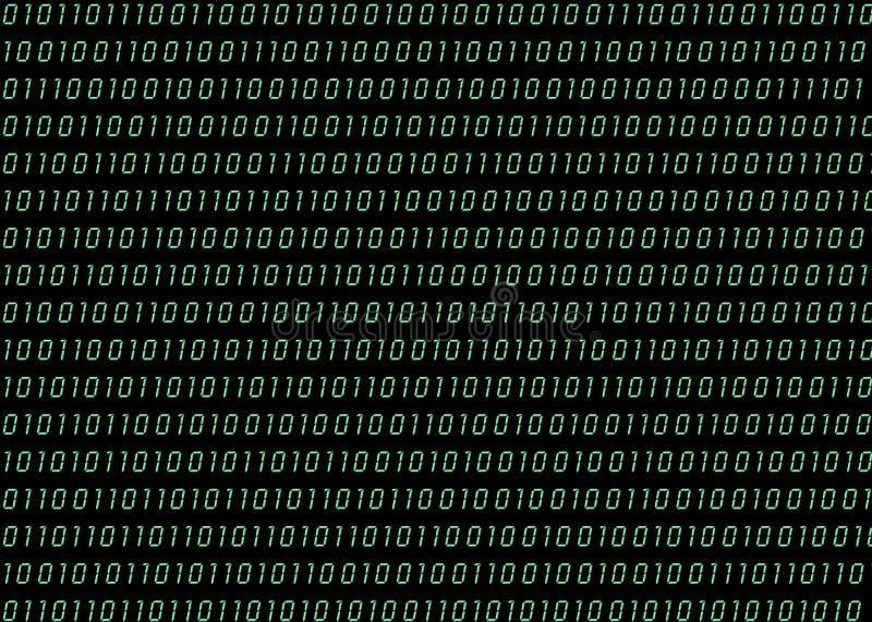 binary предпосылки бесплатная иллюстрация
