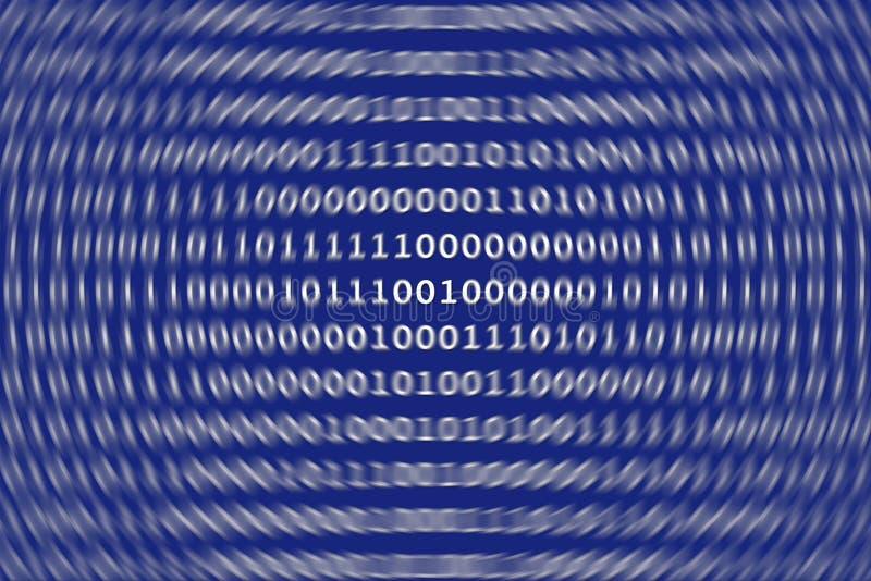 Download Binary code stock illustration. Illustration of information - 17482006