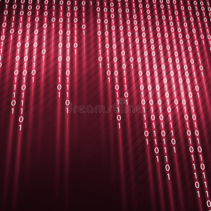 Free Binary Code Royalty Free Stock Image - 50529756
