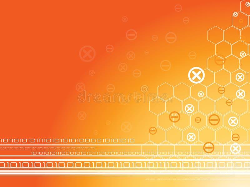Download Binary code stock vector. Image of digital, computing - 6144054