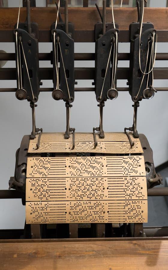 Bindende Machine royalty-vrije stock foto's