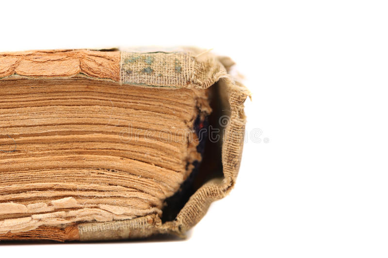 Download Binding Of Old Book. Close Up. Royalty Free Stock Images - Image: 33384119