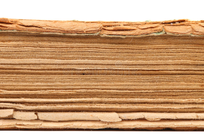 Download Binding Of Old Book. Close Up. Stock Image - Image: 33384129