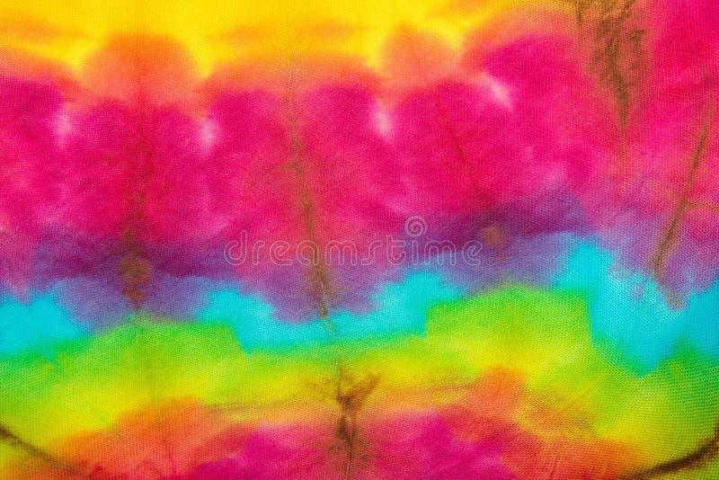 Bindungs-Färbungs-Farbe lizenzfreie stockbilder
