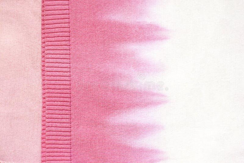 Bindungsf?rbungsgewebe-Beschaffenheitshintergrund Modisches Muster stockbilder