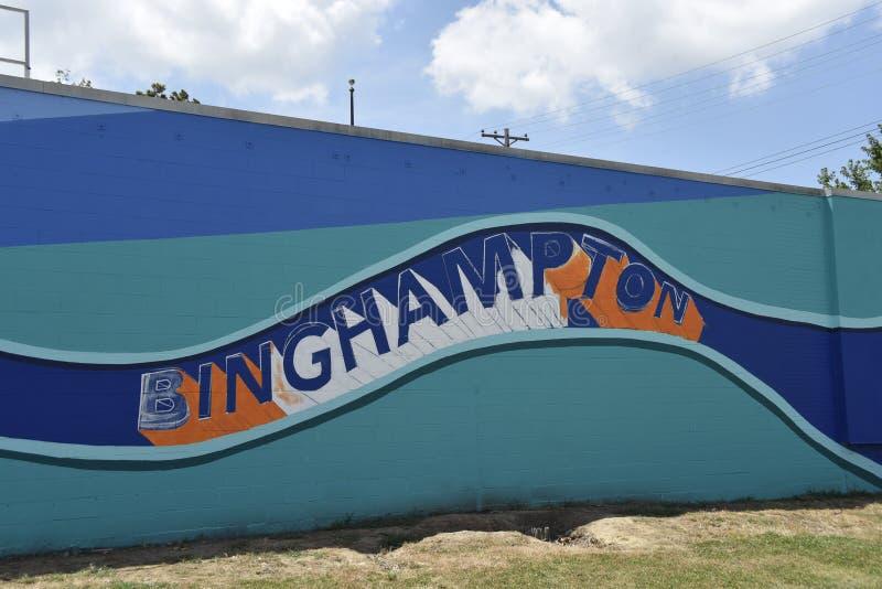 Binghampton sąsiedztwo Memphis, Tennessee zdjęcie royalty free