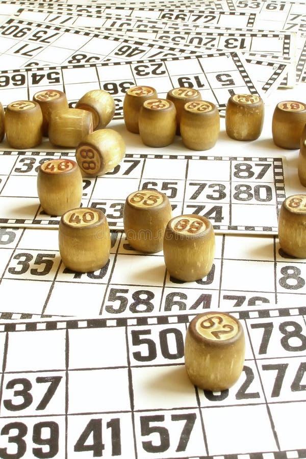 bingo zdjęcie royalty free