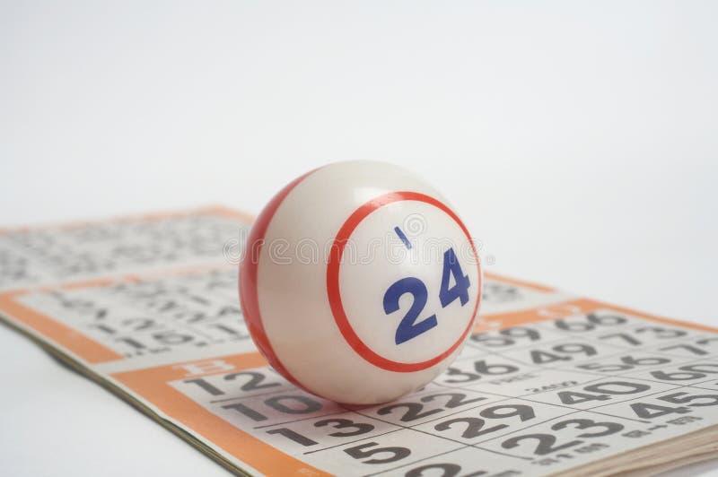 Bingo stockbild
