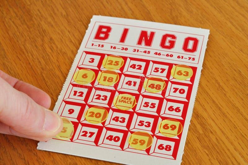 bingo obrazy stock
