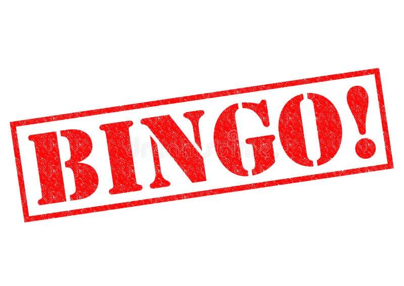 Bingo! vektor abbildung