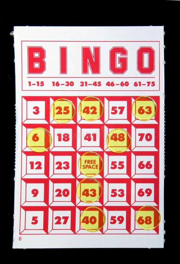 Bingo-Karte