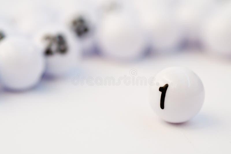 Bingo-test images stock
