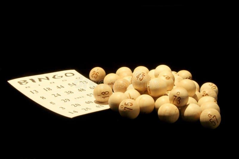Bingo-test photographie stock libre de droits
