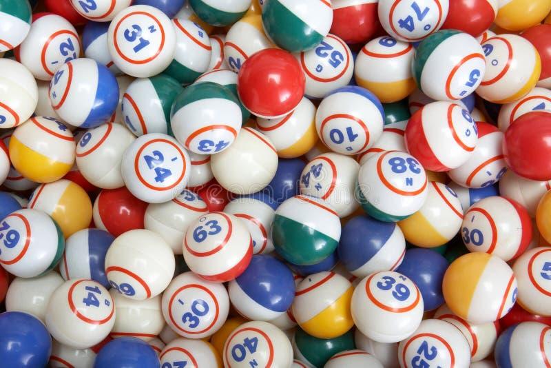 Bingo-test photos stock