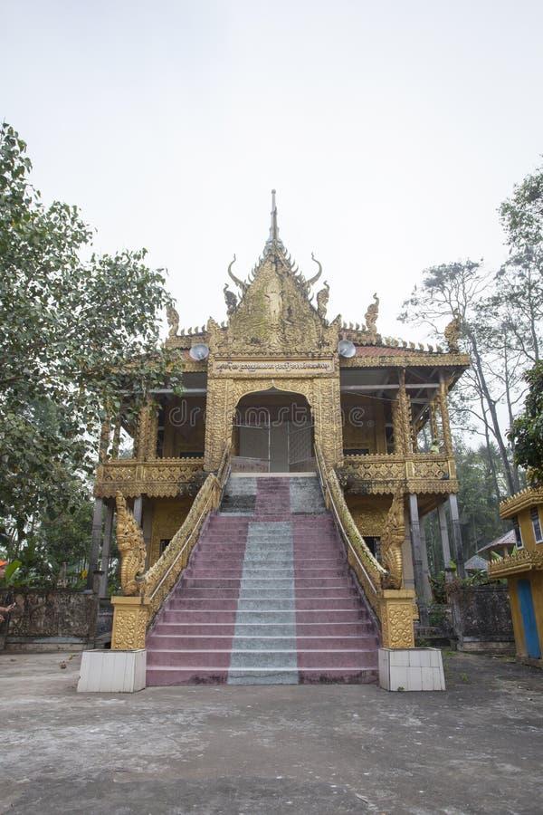 Binh Duong-stad stock fotografie
