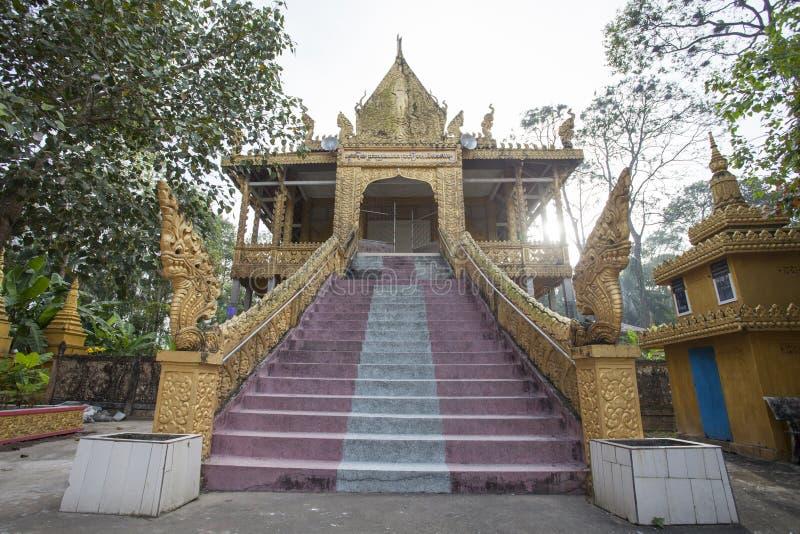 Binh Duong-stad stock foto's