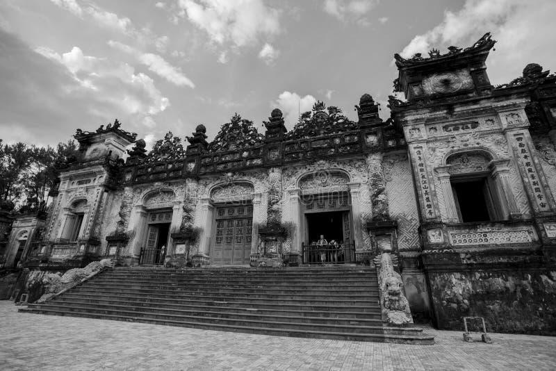 Binh Duong-stad, Vietnam stock afbeeldingen