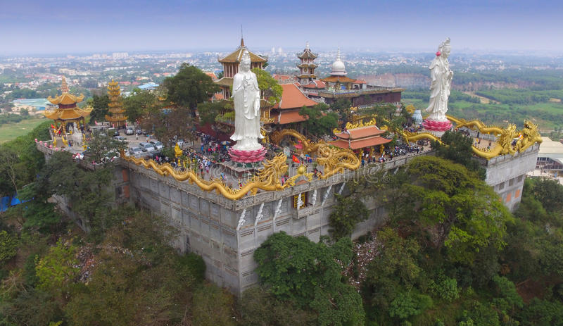 BinhDuong Wietnam zdjęcia stock