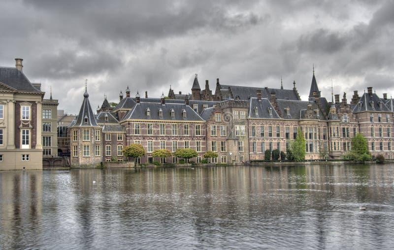 binnenhof το ολλανδικό Κοινοβ&omicr στοκ εικόνες
