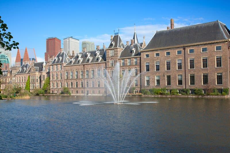 Binnenhof стоковые фотографии rf