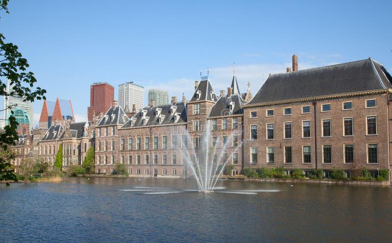 Binnenhof стоковое фото