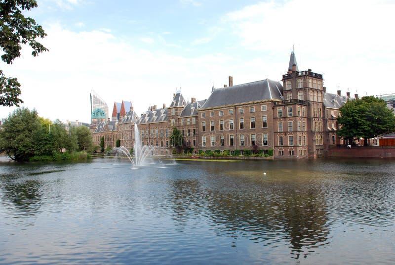 binnenhof Hague obrazy stock