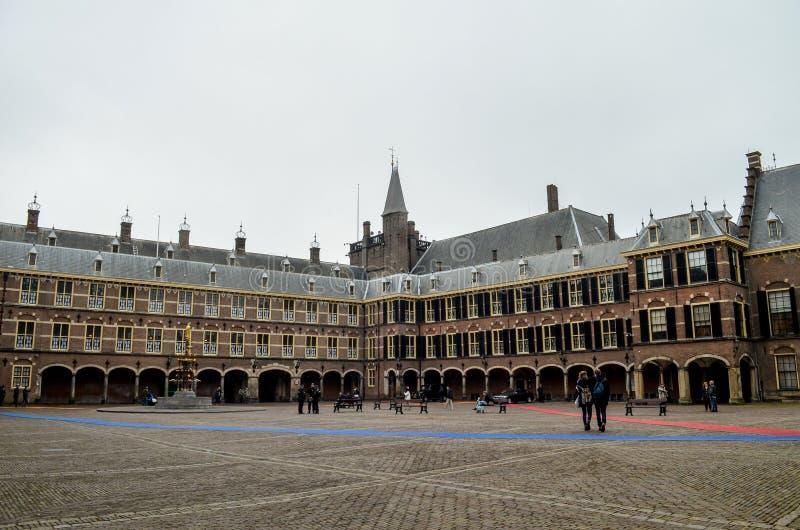 Binnenhofpaleis royalty-vrije stock foto's