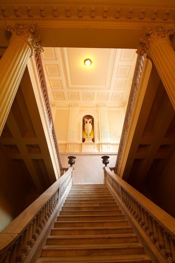 Binnenland van Casa Rosada royalty-vrije stock foto's