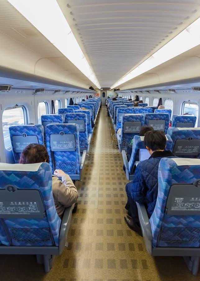 Download Binnenland Van Hikari Shinkansen Redactionele Stock Foto - Afbeelding bestaande uit passagier, azië: 39115988