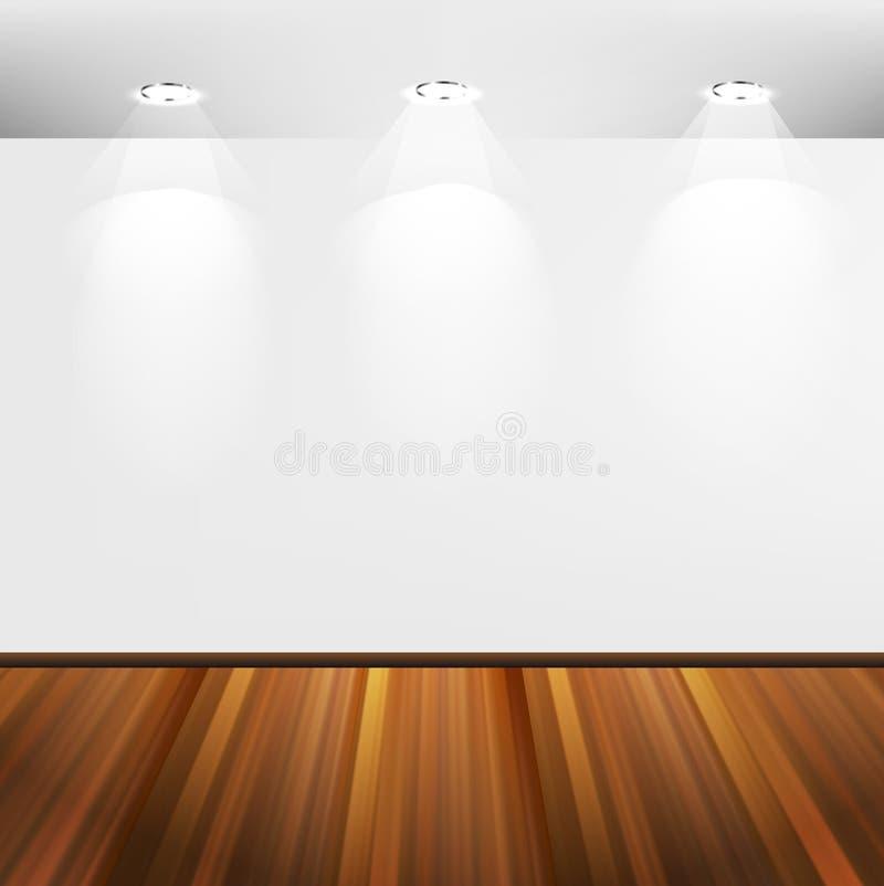 Binnenlands. vector illustratie