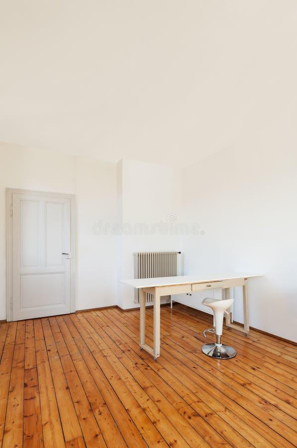 Binnenlands huis, ruimte stock fotografie