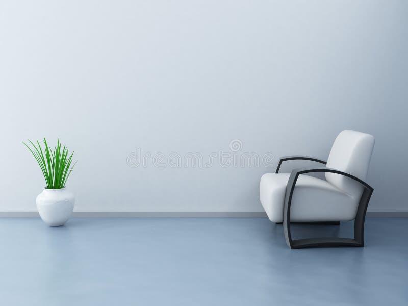 Binnenlands ontwerp stock illustratie