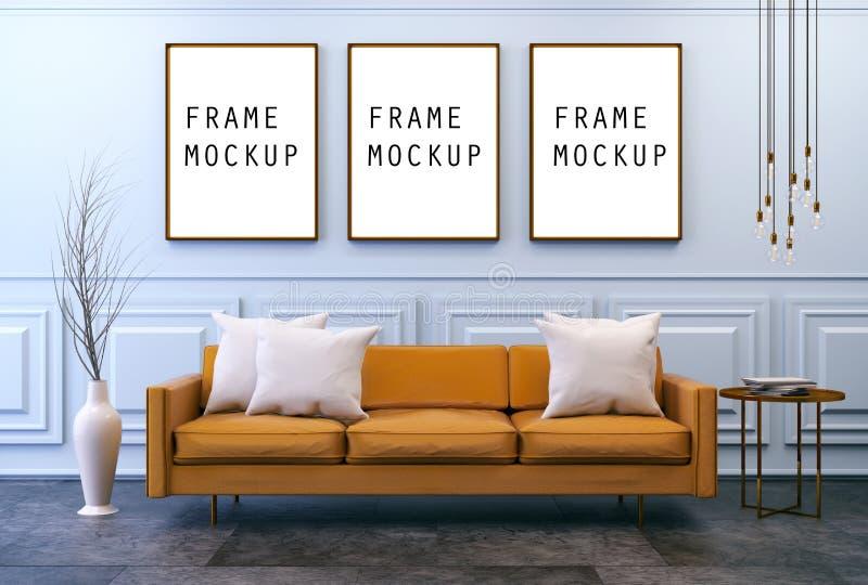 Binnenlands ontwerp vector illustratie