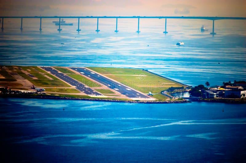 Binnenlandse luchthaven royalty-vrije stock afbeeldingen