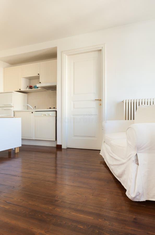 Binnenlandse, mooie flat stock afbeelding