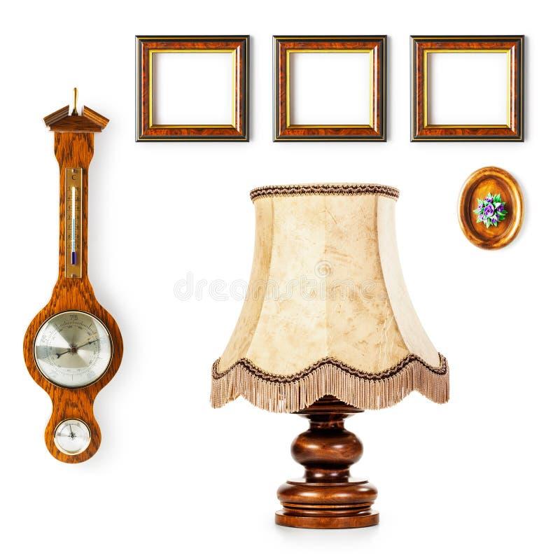 Binnenlandse voorwerpen royalty-vrije stock afbeelding