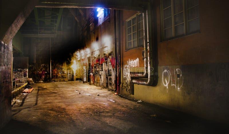 Binnenplaats stock afbeelding