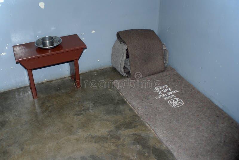 Binnenrobben-Eilandgevangenis royalty-vrije stock afbeelding