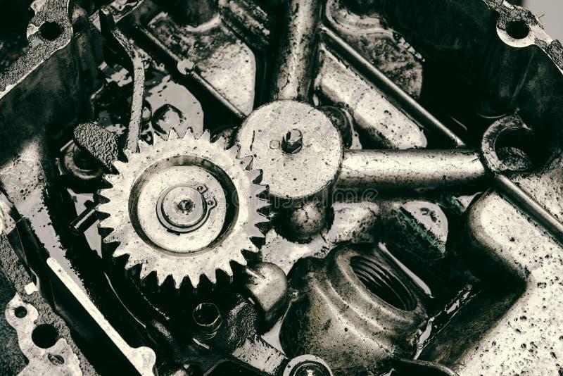 Binnentoestel van de motor royalty-vrije stock fotografie