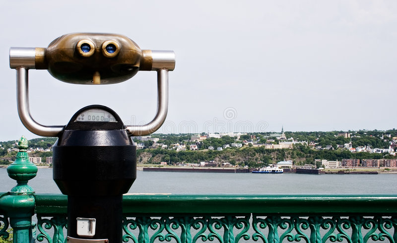 Download Binocular stock image. Image of distant, distance, river - 197533