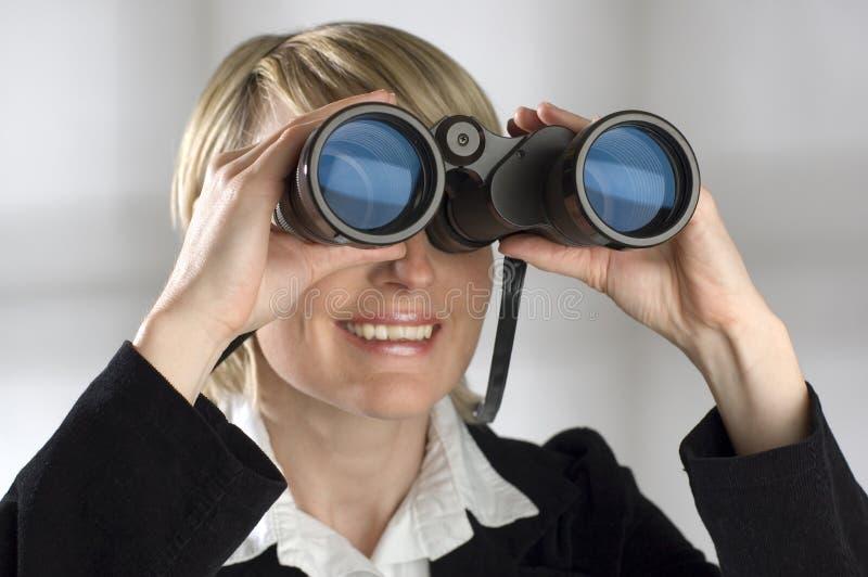Binocular royalty free stock photography