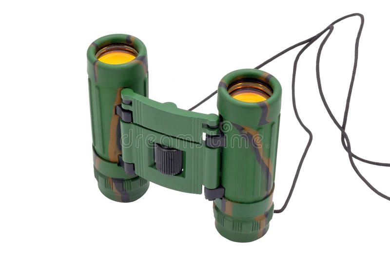 Download Binocular With The Clarified Optics Stock Image - Image: 26500027