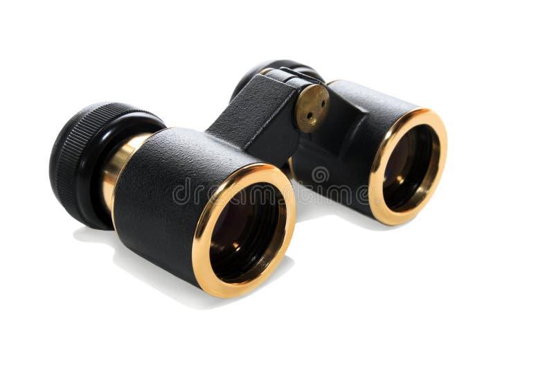 Binocular para a mostra foto de stock