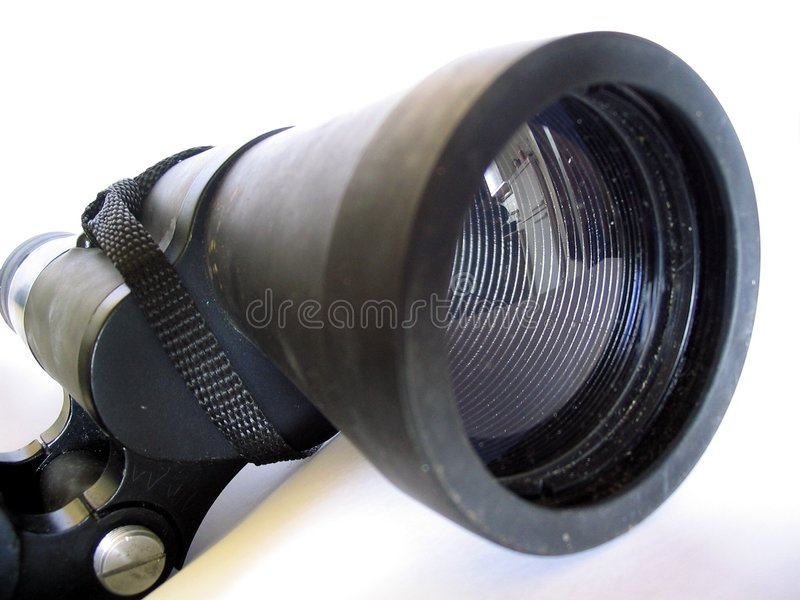 Download Binoculars stock image. Image of binocular, grooves, half - 6553