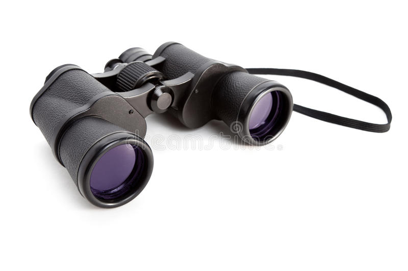 Download Binoculars stock photo. Image of white, searching, discovery - 16212394