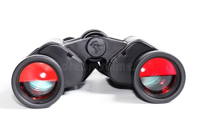 Download Binoculars stock image. Image of long, orange, white - 22461759