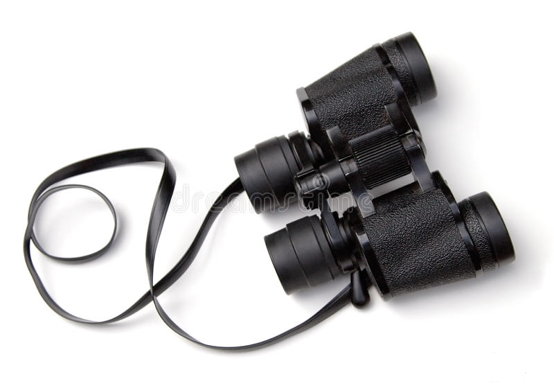 Download Binoculars stock image. Image of symbol, held, optics - 24658303
