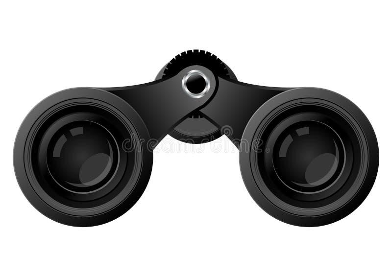 binoculars ελεύθερη απεικόνιση δικαιώματος